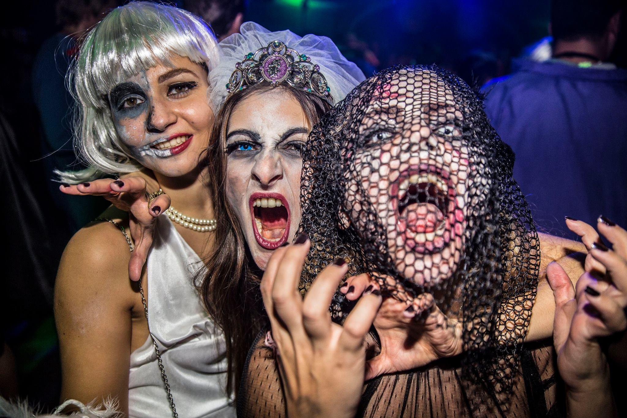 Halloween Feest.Amsterdam Halloween 2019 A Japanese Horror Story Westerunie